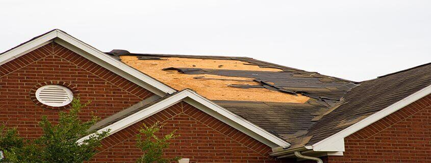 Tennessee Storm Roof Damage